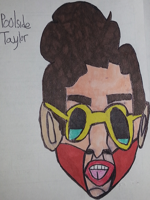 Taylor Marie Hill par armattock